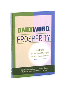 DAILYWORD Prosperity