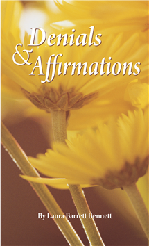 Denials And Affirmations   Unity 2000