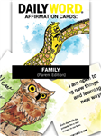DAILY WORD Affirmation Cards: Family (Parent Edition)
