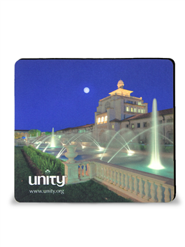 Unity Fountains Mouse Pad