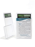Daily Word Holder-acrylic