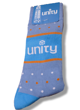 Unity Socks - Dot Design