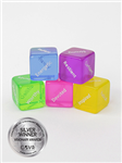 Intention Dice Set