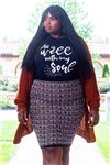 Uni-Tee All Is Well with My Soul T-Shirt - S