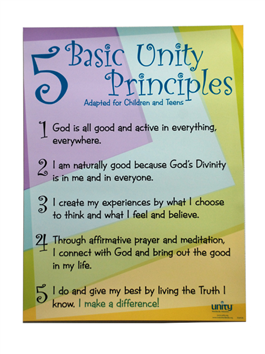 5 Basic Principles Poster Children