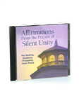 Affirmations from the Prayers of Silent Unity - CD