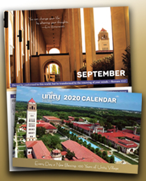 Unity 2020 Calendar: Every Day a New Blessing