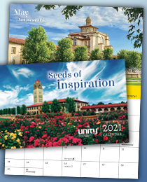 2021 Calendar: Seeds of Inspiration