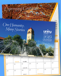 Unity 2019 Calendar: One Humanity, Many Stories