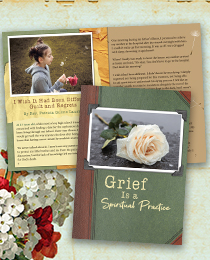 Grief Is a Spiritual Practice